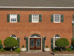 Alpharetta city hall