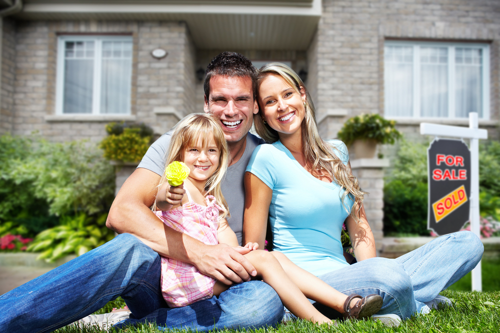 Family with Sold House